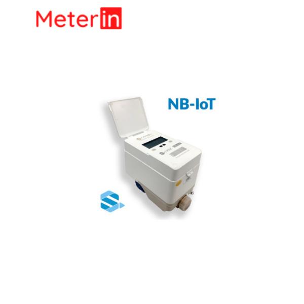 Smart Water Meter NB IoT Version