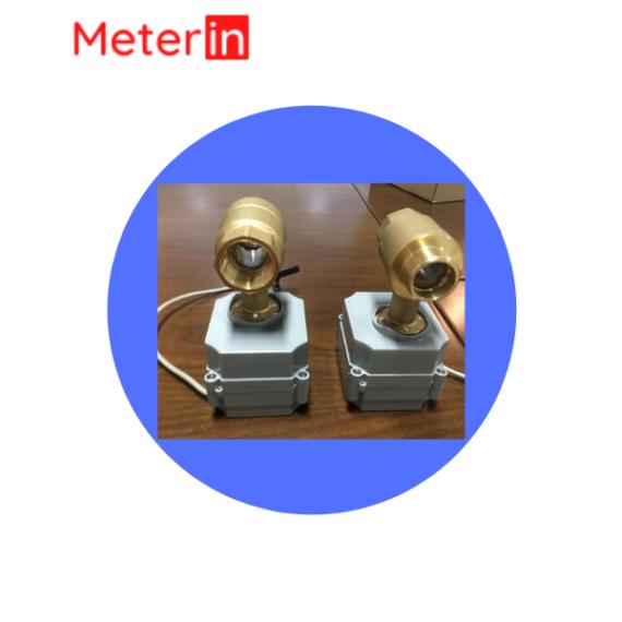 Smart valve Wireless module